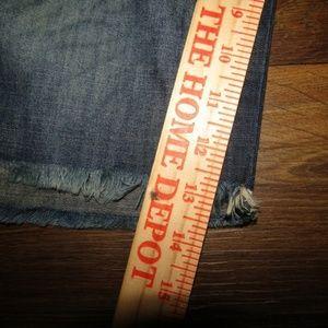 True Religion Shorts - Vintage True Religion Isaac Cargo Shorts Size 42